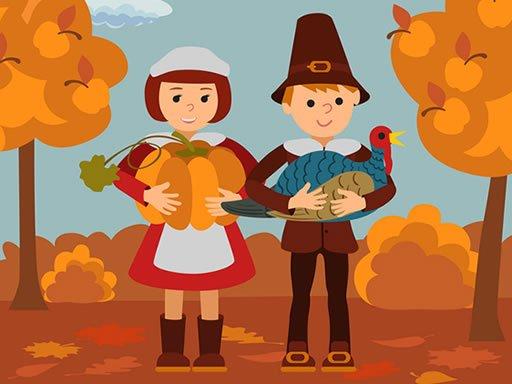 Thanksgiving Jigsaw