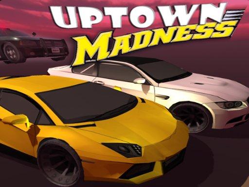 Uptown Madness  Car Racing 2D