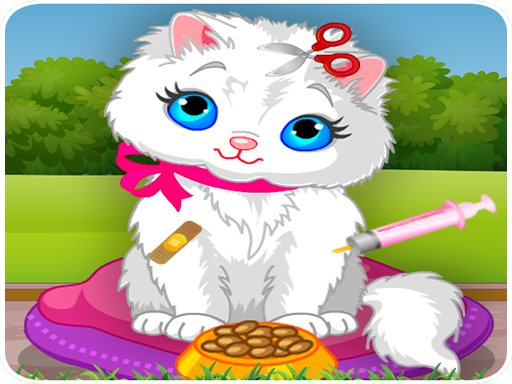 Vet Cat Clinic!!! Little Kitty Cat Hospital