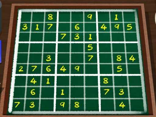 Weekend Sudoku 01