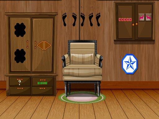 Wooden House Escape 5