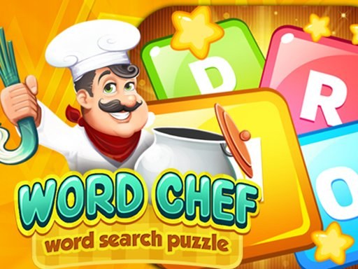 Word Chef Word Search Puzzle