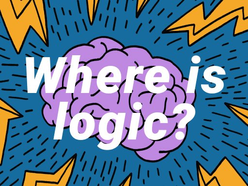 Words Formula. Where is logic