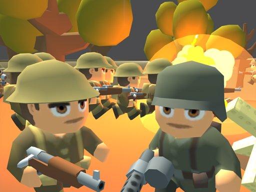WW1 Battle Simulator