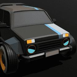 Russian Cyber Car  HexagoN