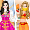 Barbie As Princess Japanese Russian Arabian And Indian