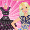 Barbies Little Black Dress