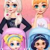 Princesses Caring For Baby Princesses