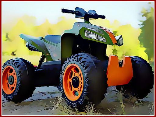 4x4 ATV Motorbikes for Kids