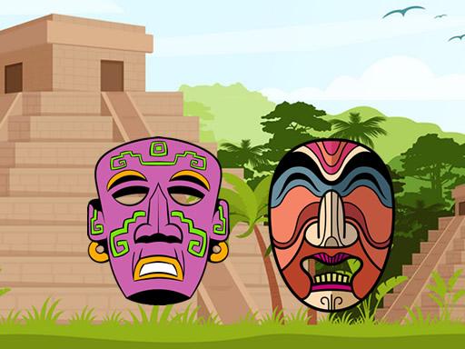 Ancient Aztec Coloring