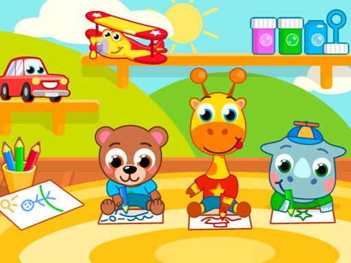 Animal Kindergarten