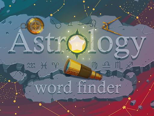 Astrology Word Finder
