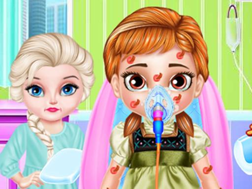 Baby Princess Bee Injury