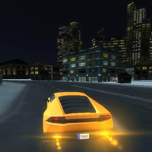 Big City Taxi Simulator 2020