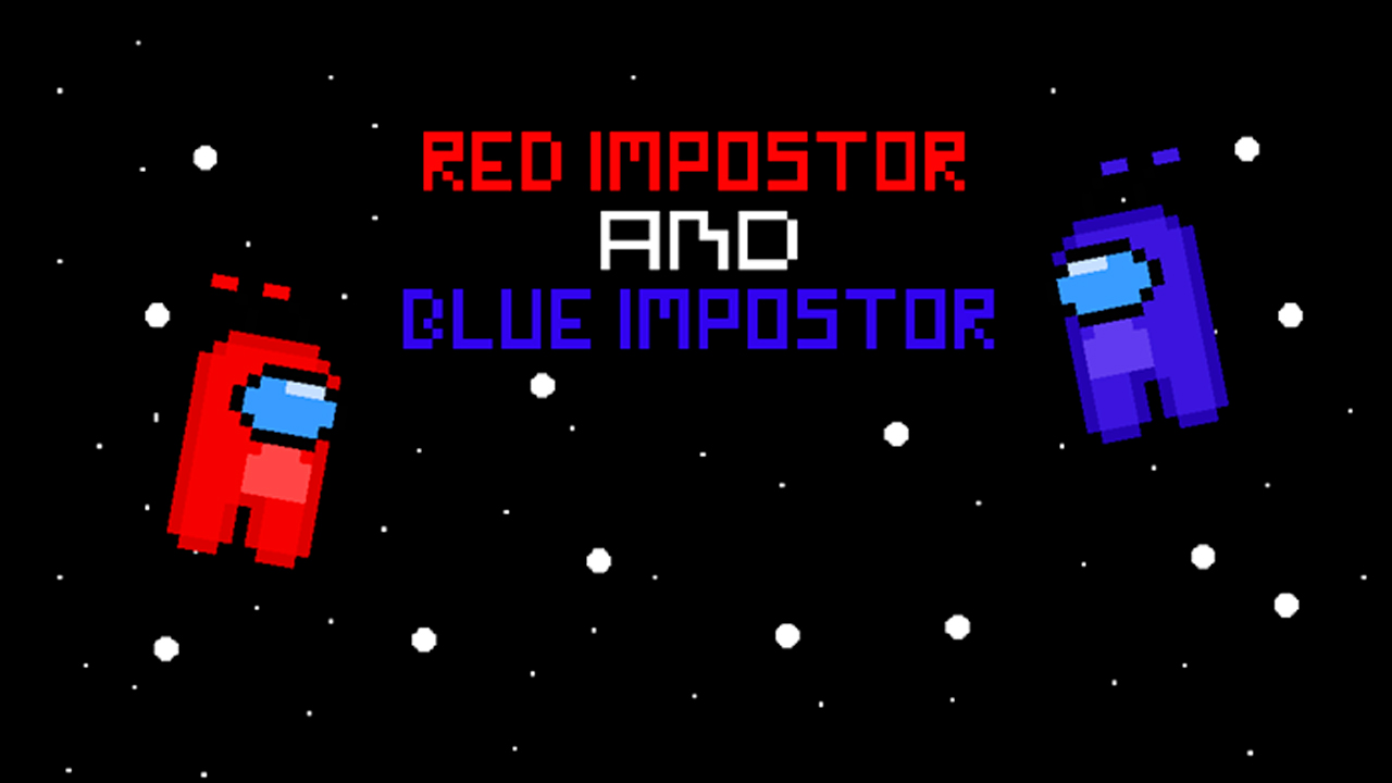 Blue and Red mpostor