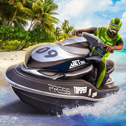 Boat Racing 3D : Jetski Driver Game