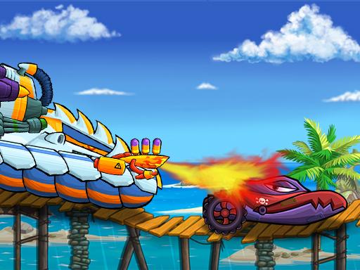 Car Eats Car: Sea Adventure