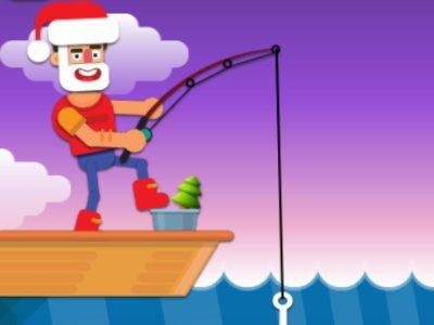 Christmas Fishing io