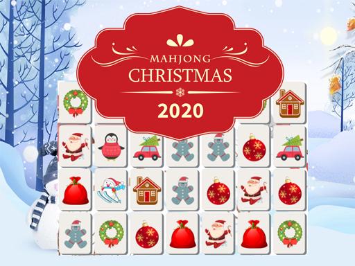 Christmas Mahjong Connection 2020