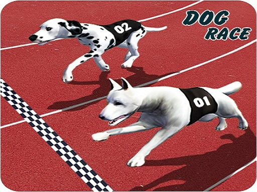 Crazy Dog Racing Fever Game 3D