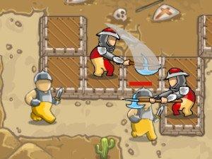 Crusader Defense: Level Pack