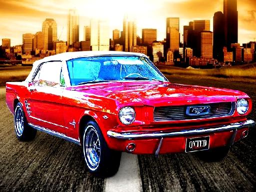Daily Mustang Jigsaw