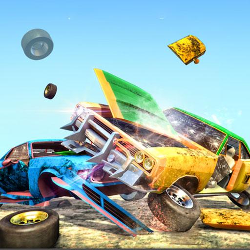 Demolition Derby Car Crash