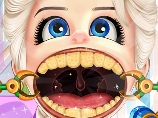 Dentist Salon Party Braces Games