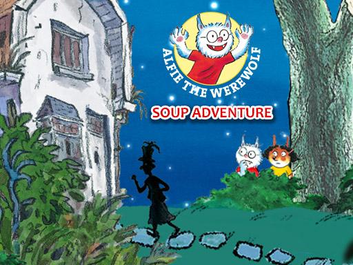 Dolfje Weerwolfje Soup Adventure