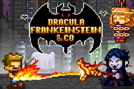 Dracula , Frankenstein  Co