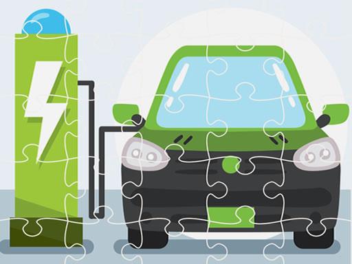Electric Cars Jigsaw