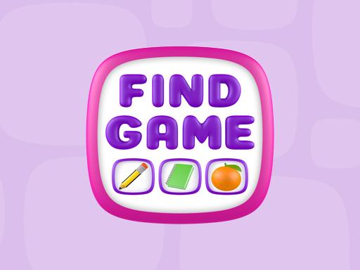 Find Game