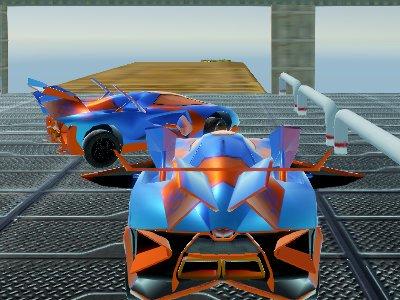 Fly Car Stunt 2