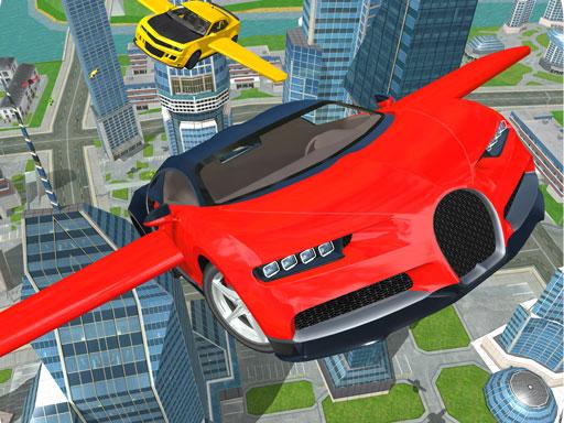 Flying Car Driving Simulator