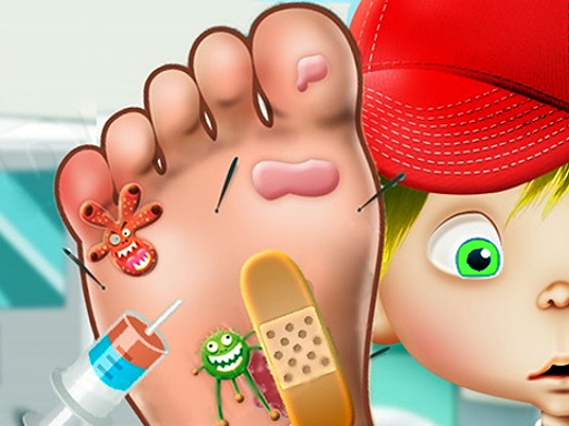 Foot Treatment
