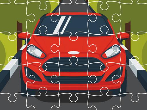 Ford Cars Jigsaw
