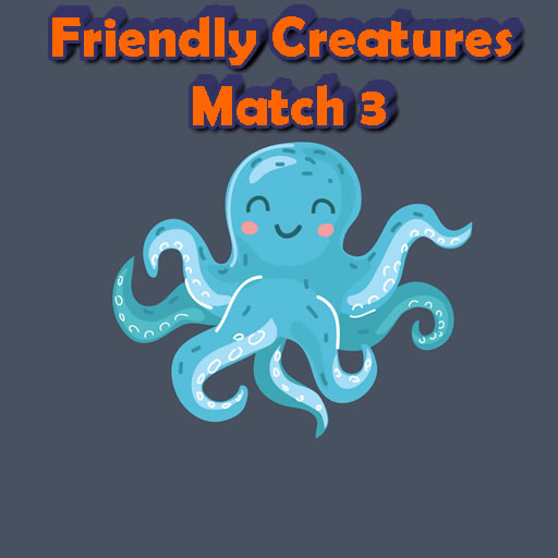 Friendly Creatures Match 3
