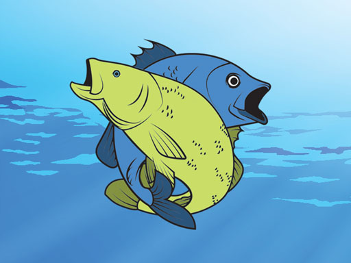 Friendly Fish Coloring
