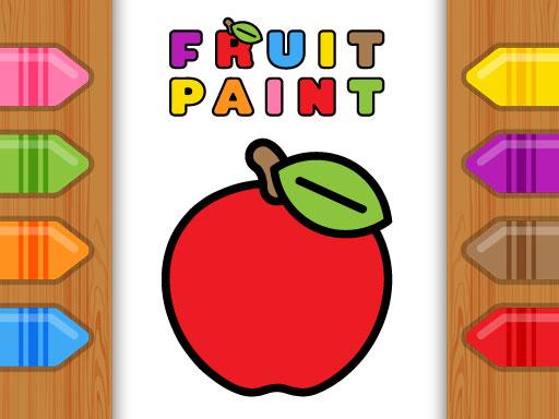 Fruit Paint
