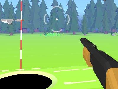 Golf Hunting 3D