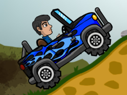 Hill Race Adventure