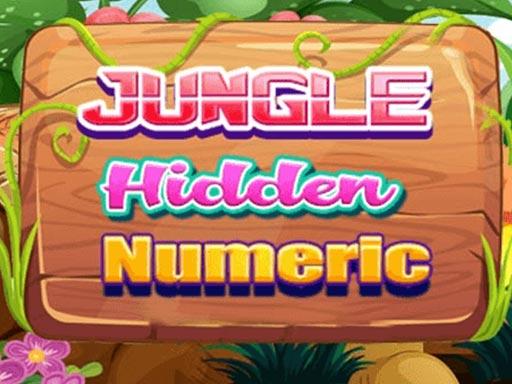 Jungle Hidden Numeric