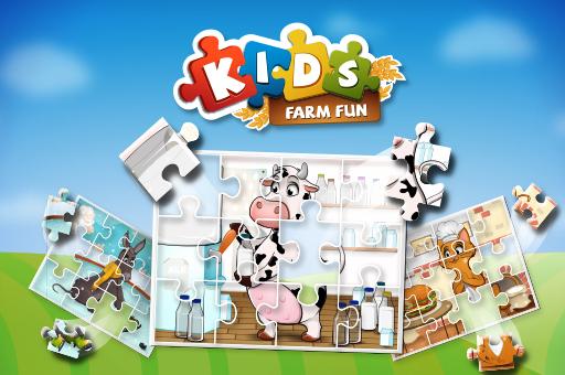 Kids Farm Fun