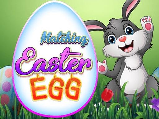 Matching Easter Egg