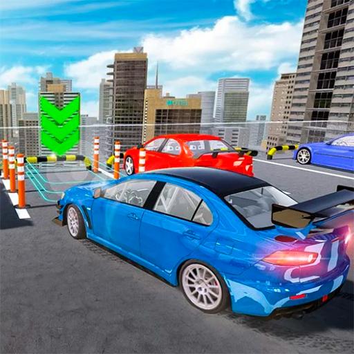 Multi Storey Modern Car Parking 2019