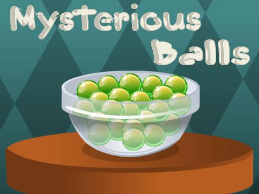 Mysterious Balls