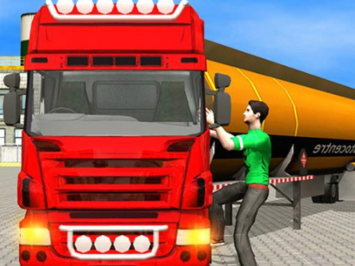 Oil Tanker Transporter Truck Simulator