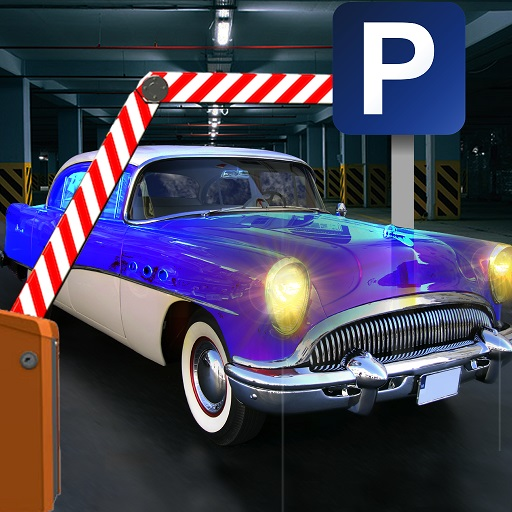 Old SUV Car Parking Game