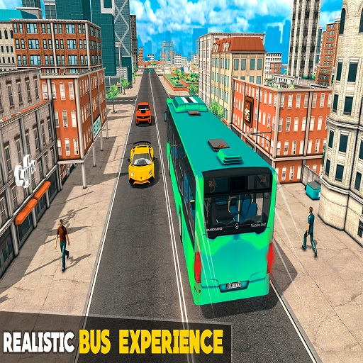 Passenger Bus Simulator City Game