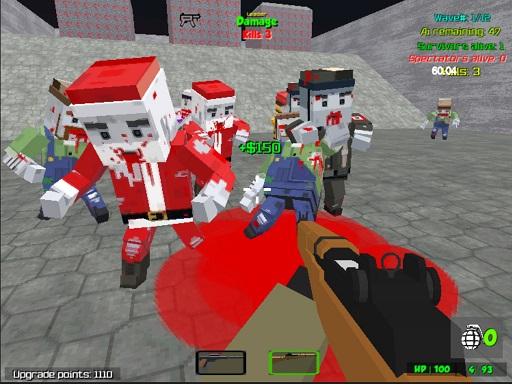 Pixel Wars Apocalypse Zombie